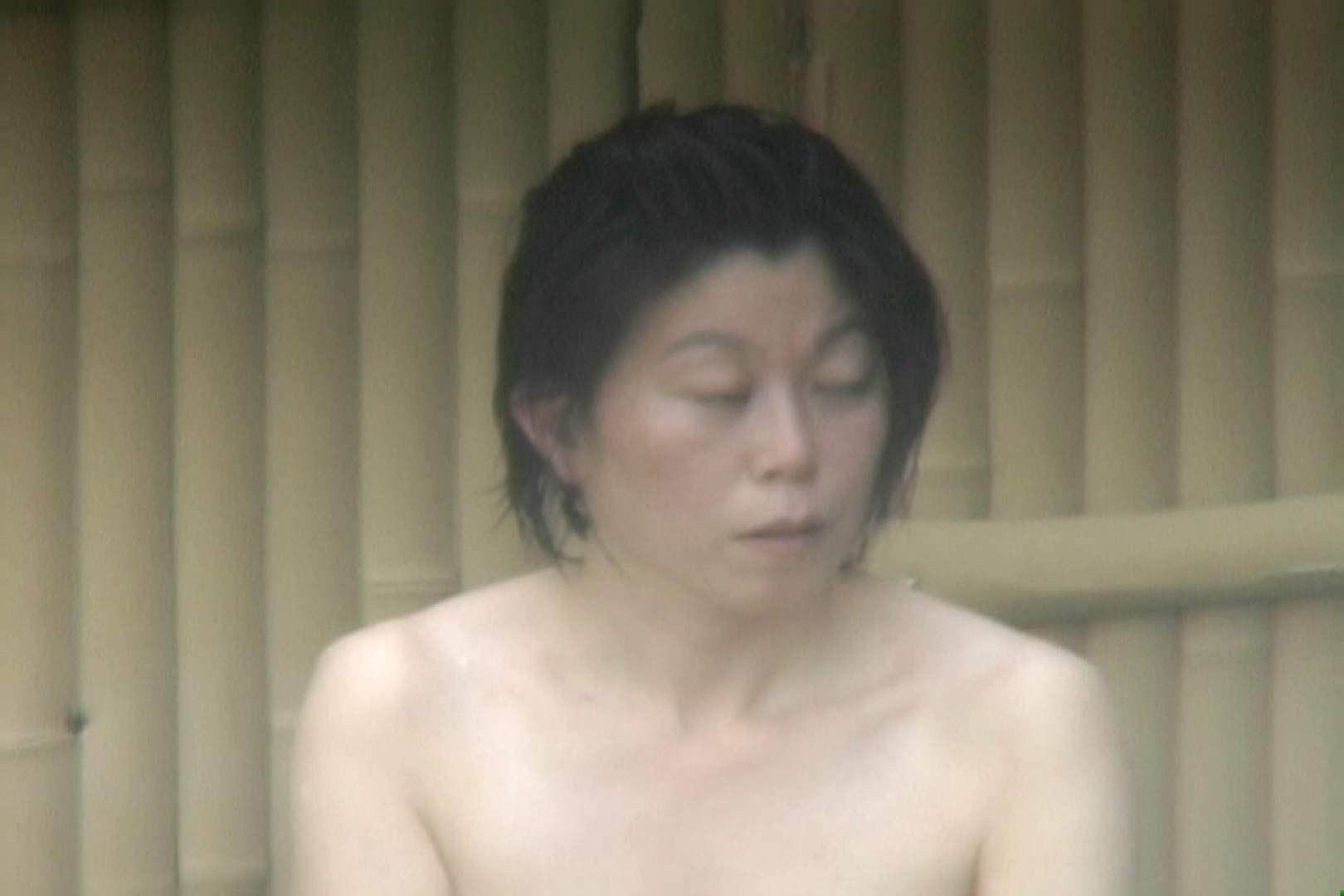 高画質露天女風呂観察 vol.008 入浴  49Pix 9
