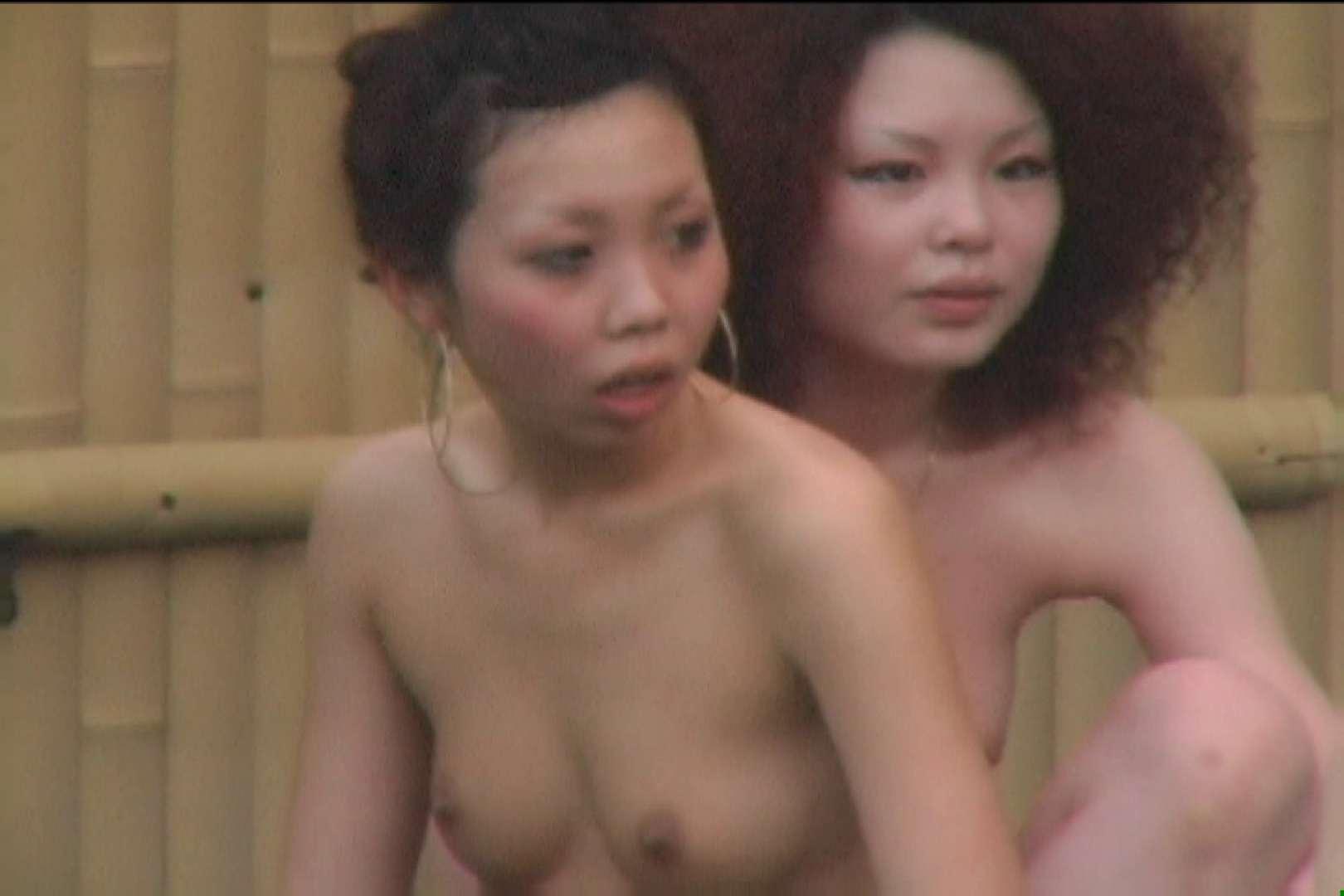 高画質露天女風呂観察 vol.020 OLハメ撮り  32Pix 25