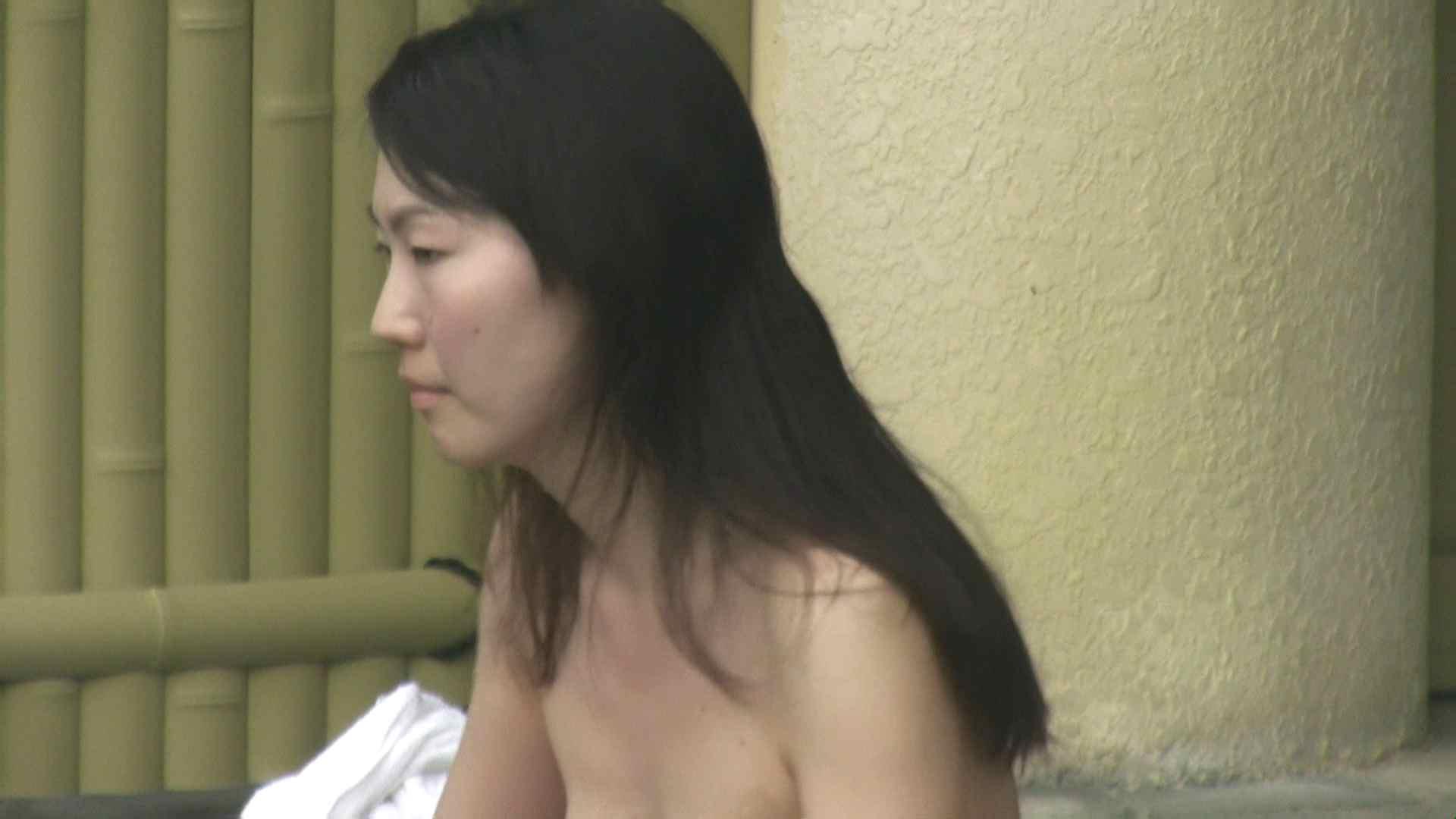 高画質露天女風呂観察 vol.034 入浴  21Pix 4