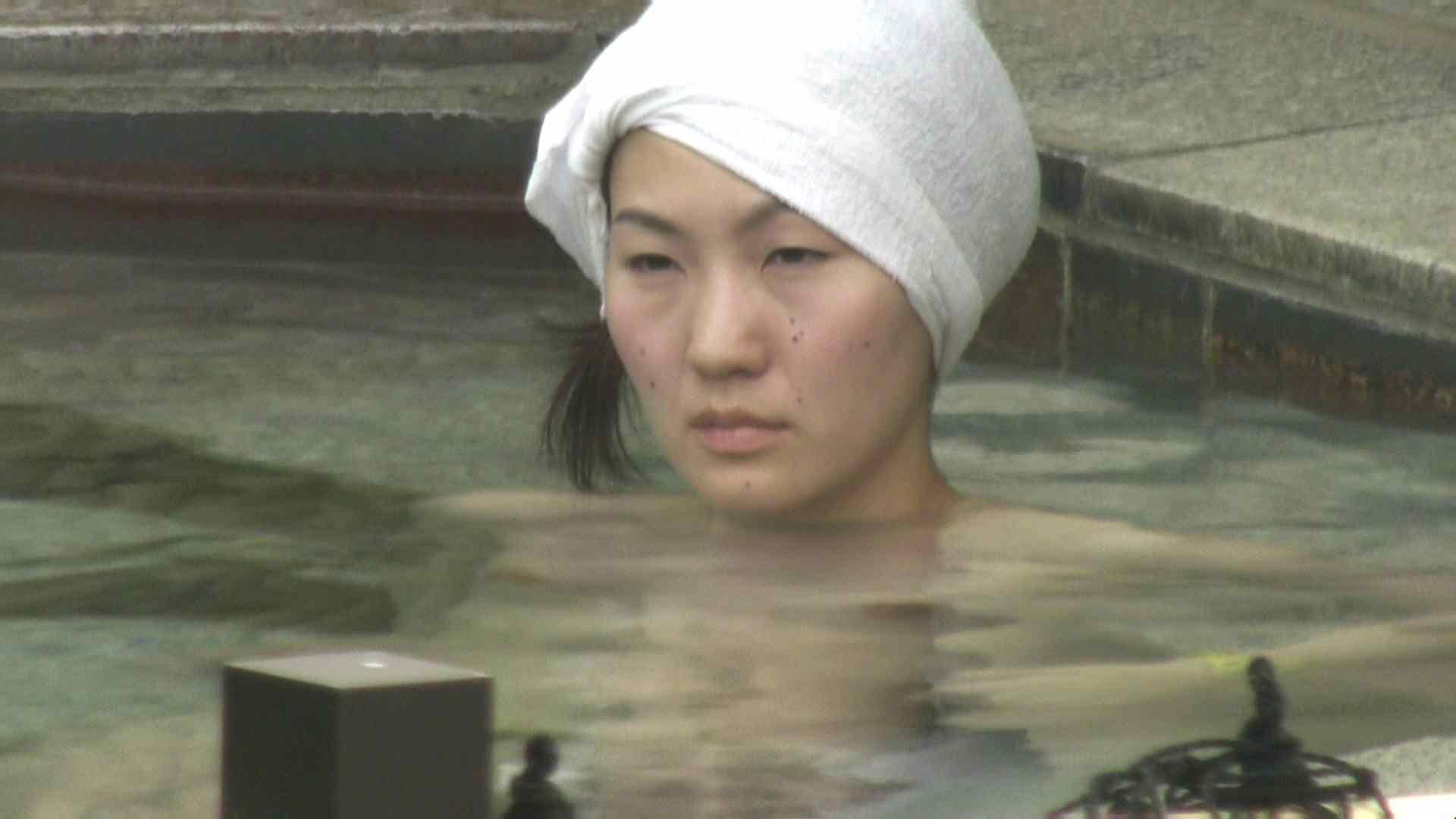 高画質露天女風呂観察 vol.034 入浴  21Pix 12