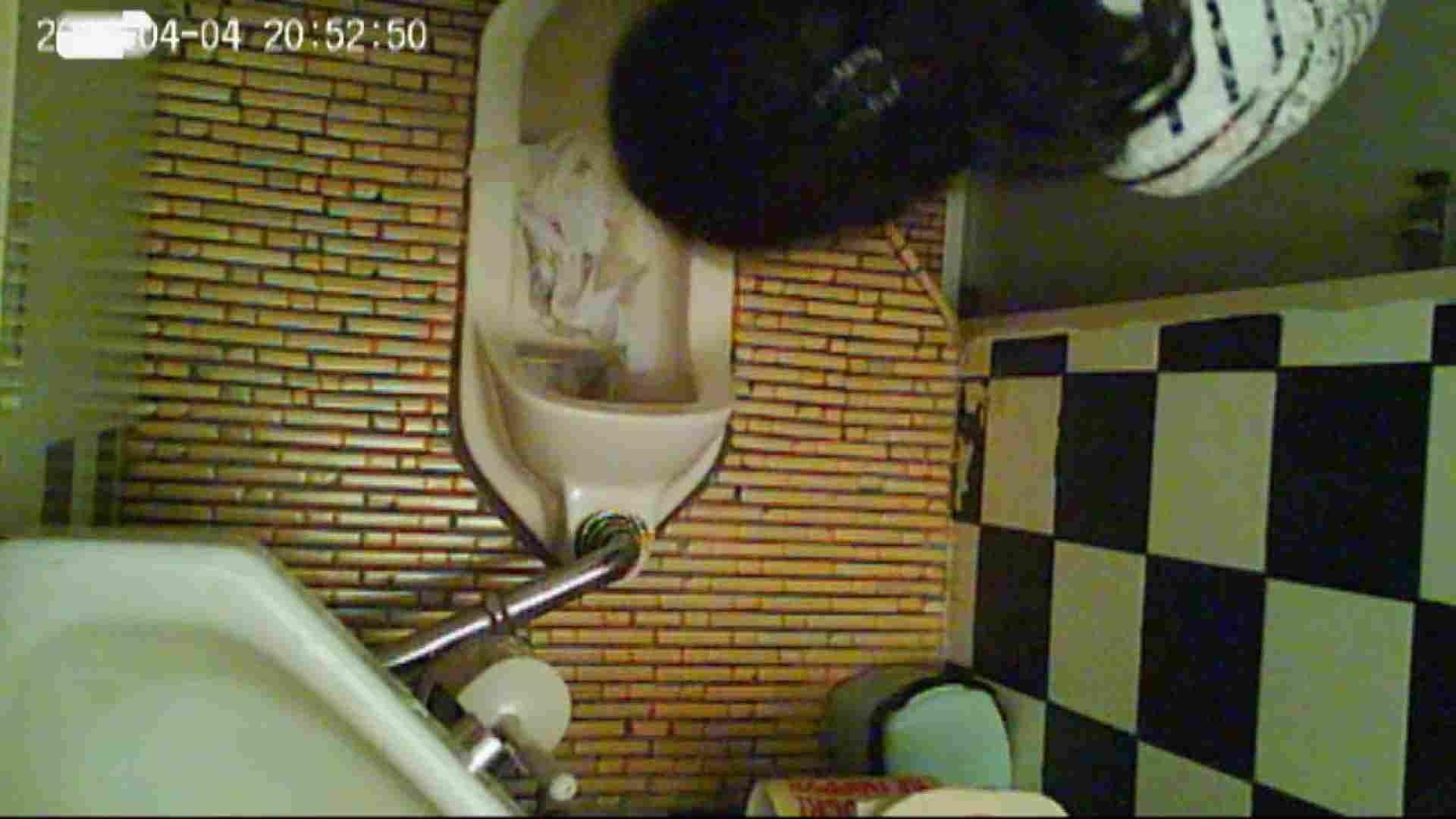 和式トイレの喫茶店店主マロンさんのコレクションvol.6 盗撮映像  64Pix 40