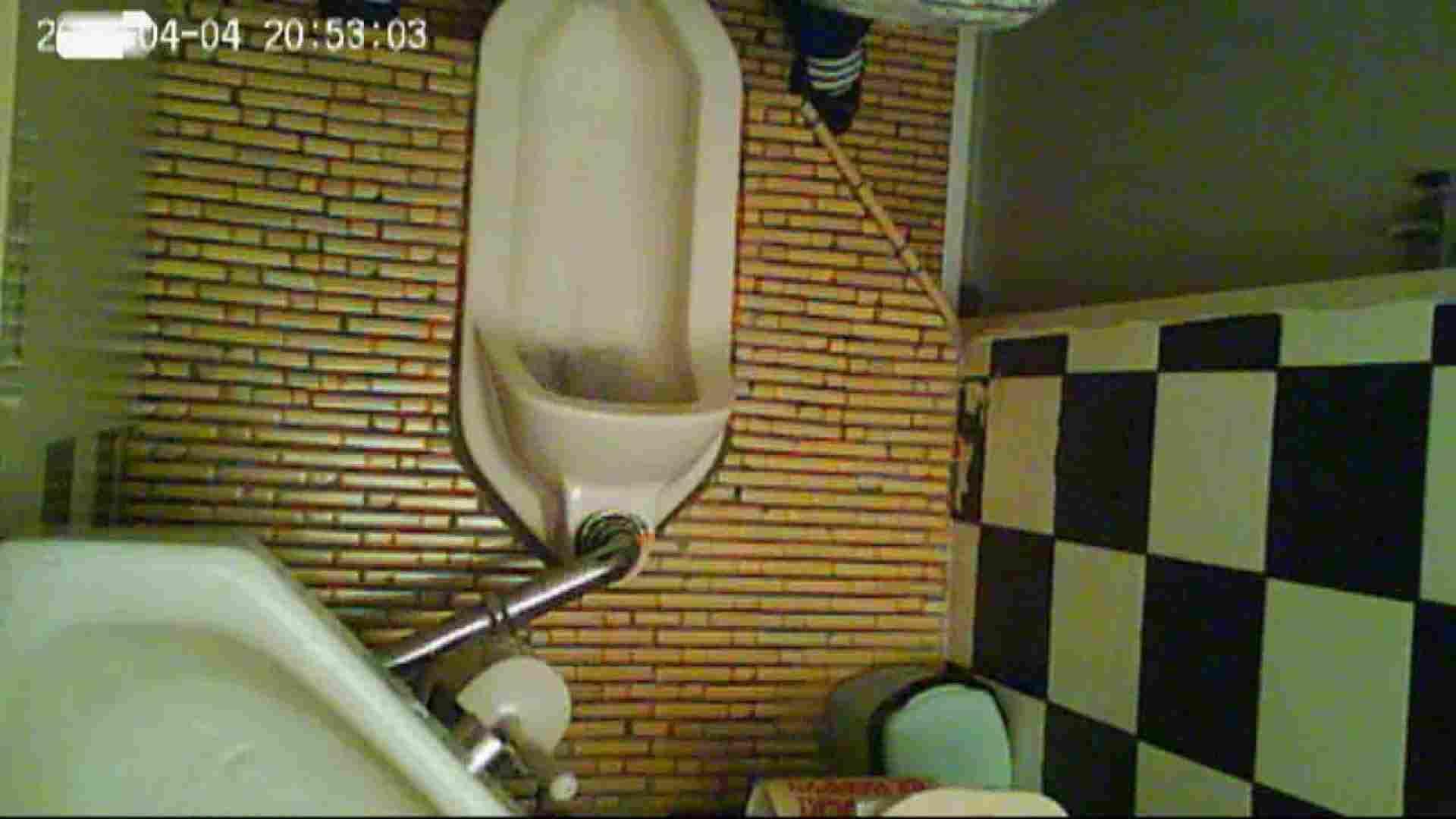和式トイレの喫茶店店主マロンさんのコレクションvol.6 盗撮映像  64Pix 43
