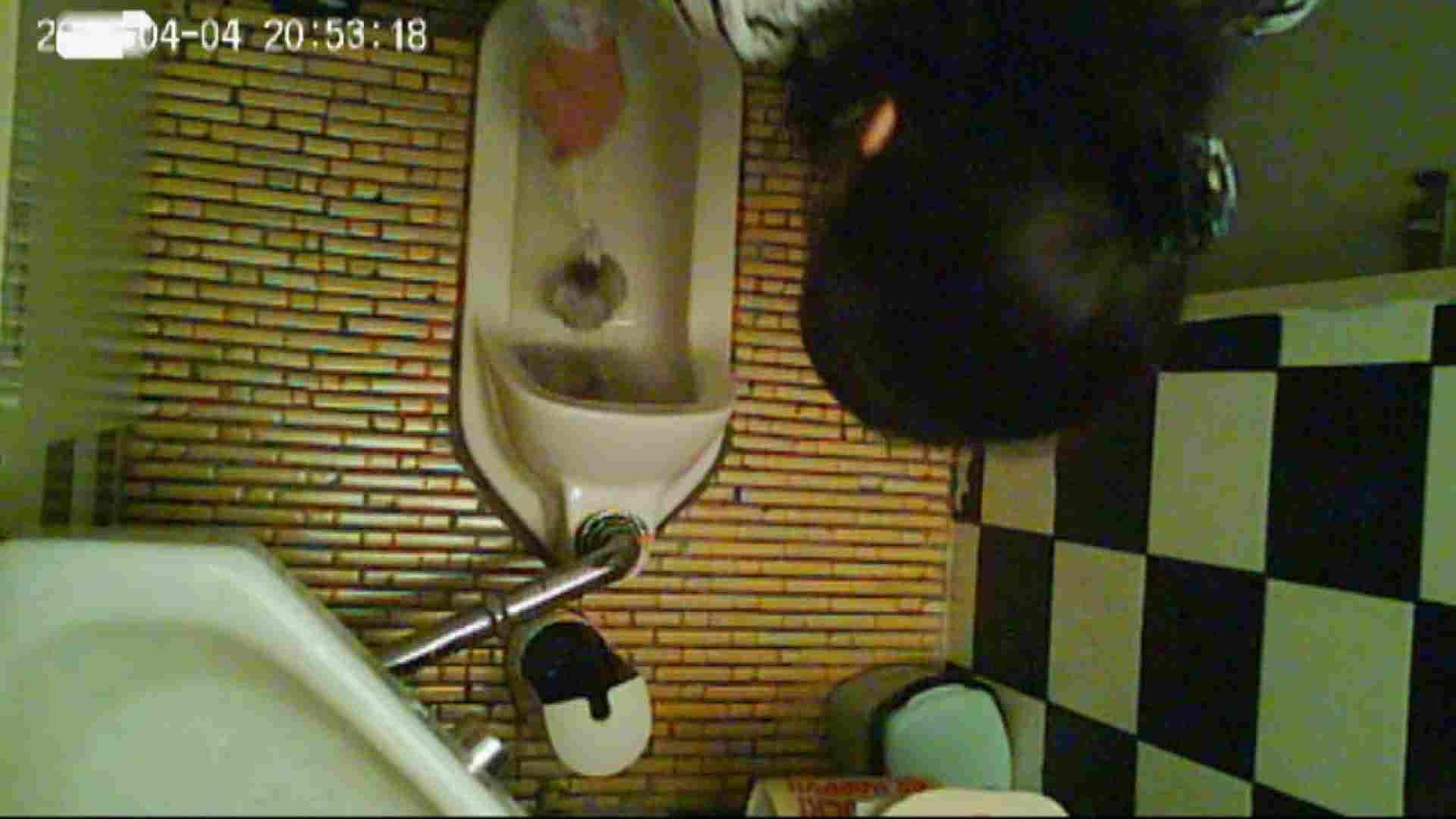 和式トイレの喫茶店店主マロンさんのコレクションvol.6 盗撮映像  64Pix 47