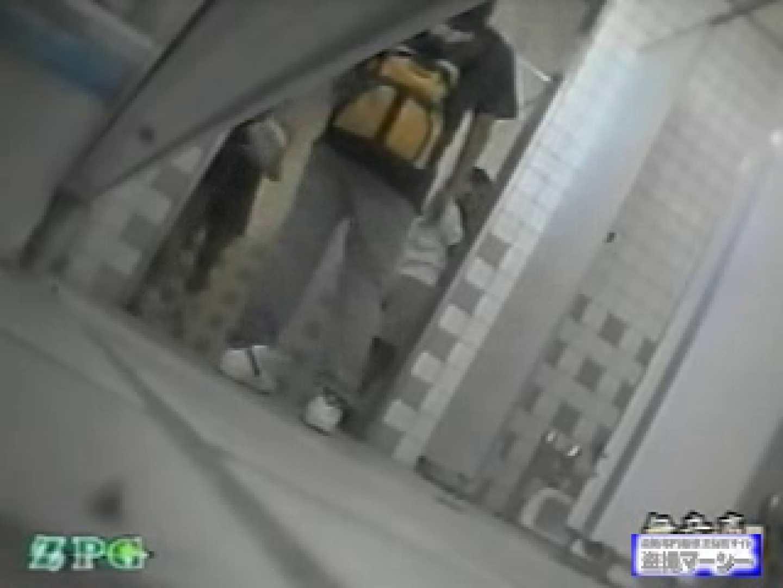 チア大会 和式女子厠vol.2 盗撮映像  90Pix 64