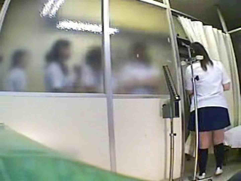 女子K校の内科検診vol.6 盗撮映像  107Pix 70