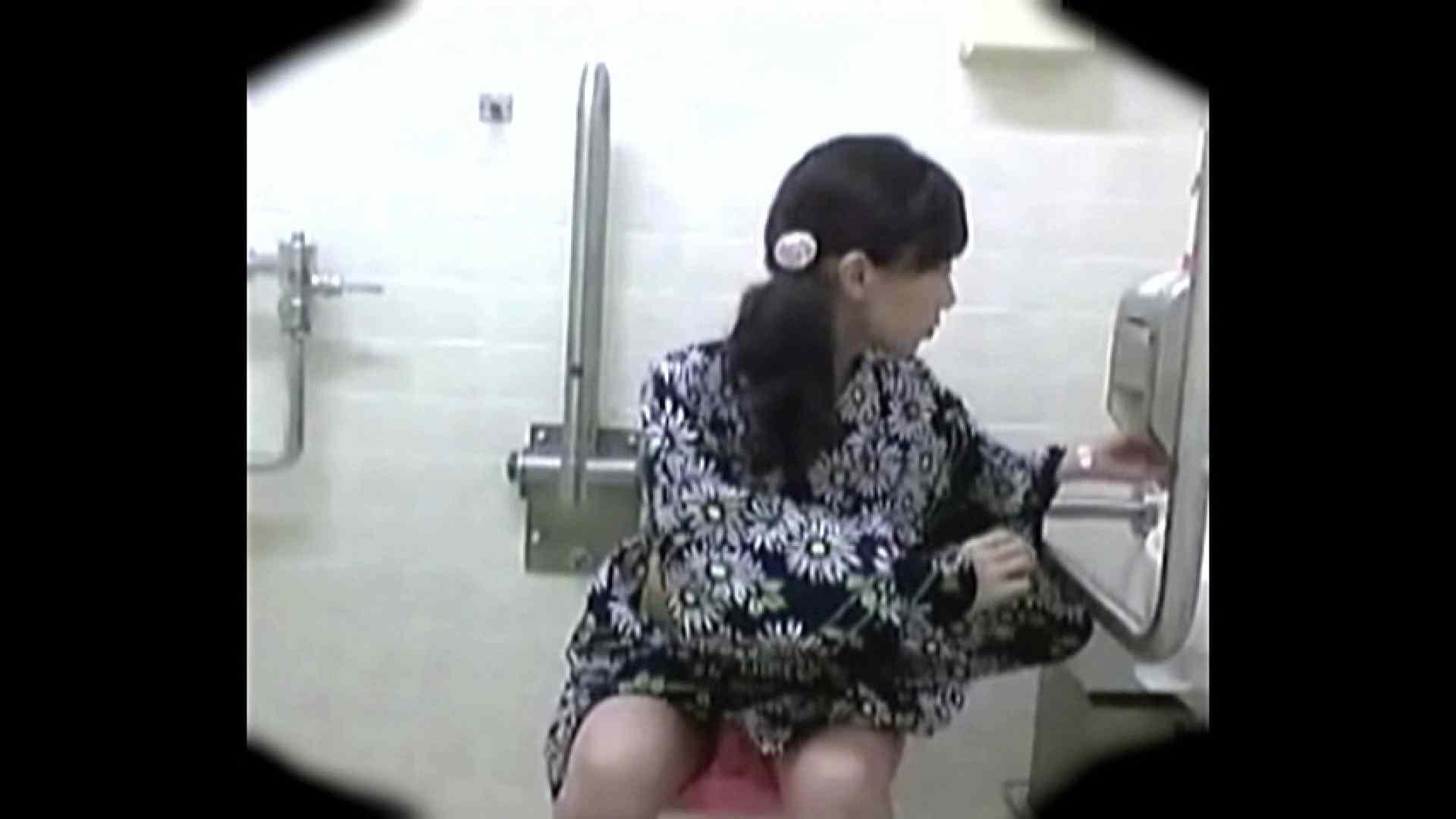 teen galトイレ覗き紙がナイ編‼vol.01 浴衣  73Pix 1