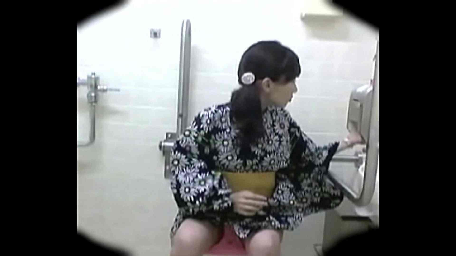teen galトイレ覗き紙がナイ編‼vol.01 浴衣  73Pix 3